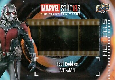 Marvel The First Ten (10) Years, Ant-Man Film Cell Card FC-11