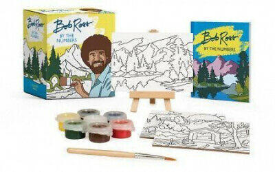 The Bob Ross Coloring Book 4 99 Picclick