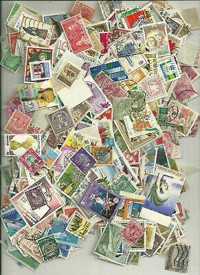 500 Worldwide Stamps,  All Different, No Us 50