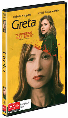Greta (DVD, 2019) (Region 2,4) New Release