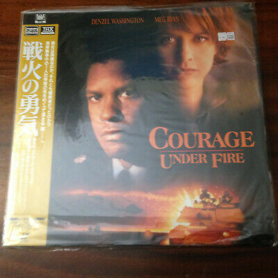 Laserdisc - Courage Under Fire PILF-2357  Japan Release