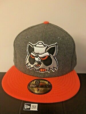 detailed look 1022b 31ddb Dissizit Raccoon New Era 59fifty 5950 Fitted Cap Hat