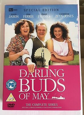 The Darling Buds of May Complete Series DVD Box Set