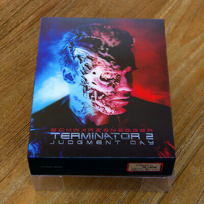 e3952bfe1 Terminator 2 - Judgment Day - Filmarena - Steelbook - Double XL Lenticular