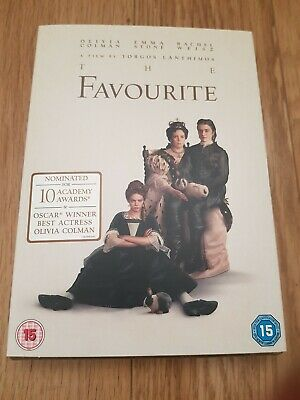 The Favourite DVD