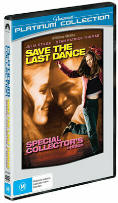 Save The Last Dance (DVD, 2019) (Region 4) New Release