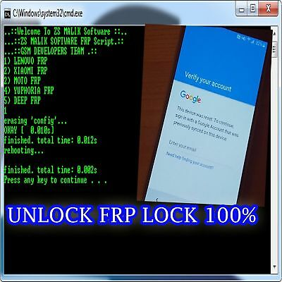 FAST REMOTE FRP / Google Account Bypass Removal LG G4,G5,G6,V10,V20