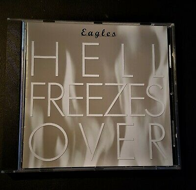 Eagles: Hell Freezes Over (25th Anniversary 2019 - remastered) neuw.