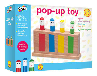 Galt Toys Pop up toy - FREE & FAST DELIVERY
