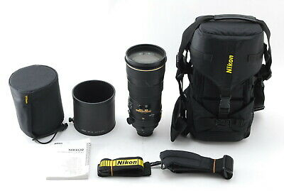 【N MINT+++】 Nikon Nikkor AF-S 300mm f2.8 G ED VR II N Lens From JAPAN