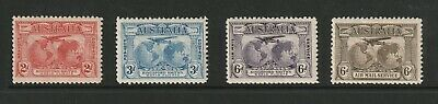Australia 1931 kingsford Smith World Flight Pre Decimal Set MLH & MNH
