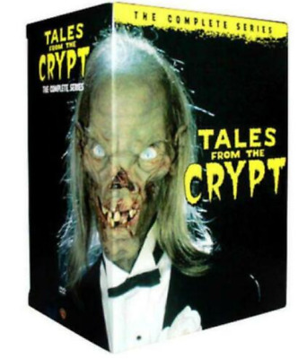 Tales from the Crypt:The Complete Series Seasons 1-7(DVD, 2017, 20-Disc Box Set)