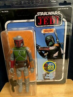 SDCC 2018 Exclusive Gentle Giant Star Wars RETURN OF THE JEDI 12″ Boba Fett