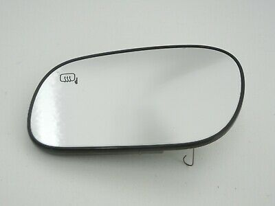 Fits 92-96 CROWN VICTORIA//GRAND MARQUIS POWER LEFT DRIVER~MIRROR-GLASS+ADHESIVE