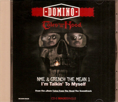 DOMINO - Tales From The Hood (CD Maxi-Single 1995) NME & Grench The Mean 1
