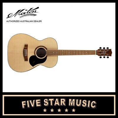 MATON S808 ACOUSTIC GUITAR ALL SOLID SERIES AUSTRALIAN TIMBER NEW with CASE