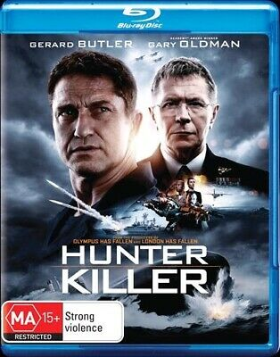Hunter Killer (Blu-ray, 2019) NEW