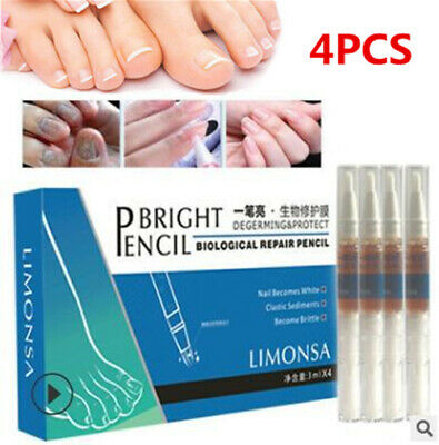 4X Infection Nail Bright Pencil Fungal Treatment Anti Fungus Biological Repair