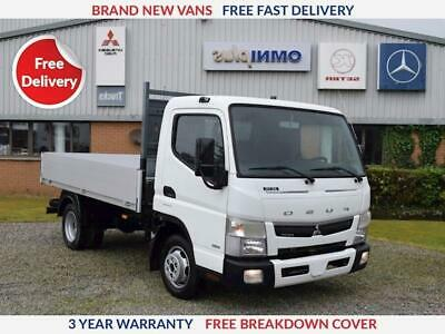 New Mitsubishi Fuso Canter 3C13 Tipper Manual **Finance Available**