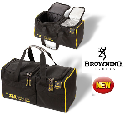 Browning Black Magic® Deluxe Tackle Bag L40xB27xH30cm Anglertasche Tasche 27013