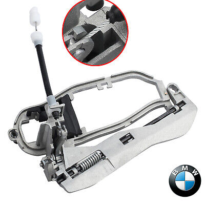 51218243616 Inner Front Right Driver Side Door Handle Carrier For BMW X5 E53