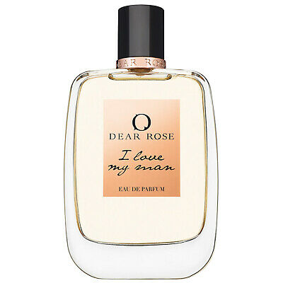 Dear Rose I Love My Man Fragrancia Eau De Parfum 100 Ml Blanco Af8