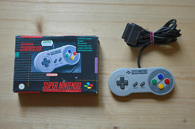 SNES - Original Super Nintendo Controller in OVP