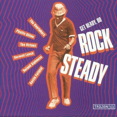 """VARIOUS - Get Ready Do Rock Steady (Record Store Day 2018) - Vinyl (7"""" box)"""