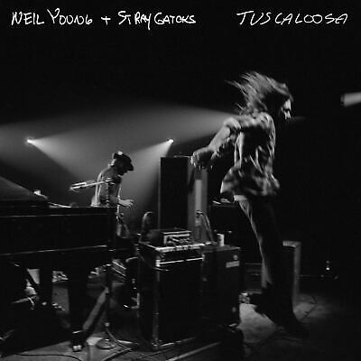 NEIL YOUNG TUSCALOOSA CD (New Release JUNE 7th 2019) - PRE-ORDER
