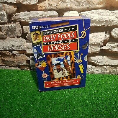 Only Fools and Horses: The Christmas Specials Box Set DVD Free P&P