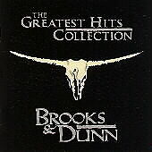 Brooks & Dunn-The Greatest Hits Collection Cd (My Maria/Neon Moon/Little Miss Ho