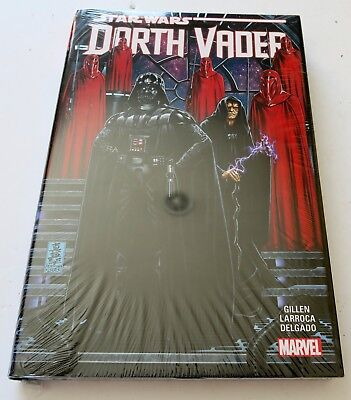 Star Wars Darth Vader Vol. 2 Hardcover Marvel Graphic Novel Comic Book