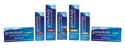 Germoloids Suppositories Cream Ointment | Choose Product | UK PHARMACY STOCK