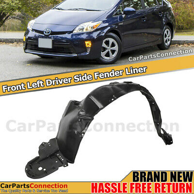 NEW FRONT SPLASH SHIELD INNER FENDER DRIVER SIDE LH FOR 08-14 SCION XD SC1248107
