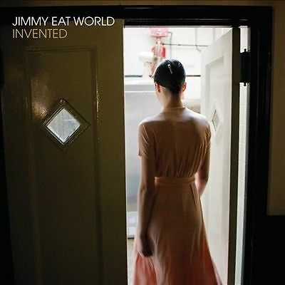 Invented [Digipak] by Jimmy Eat World (CD, Sep-2010, DGC)