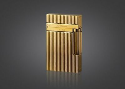 2019 NEW S.T Memorial lighter Bright Sound ! gold color free shipping 019