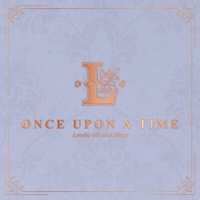 LOVELYZ [ONCE UPON A TIME] 6th Mini Album (NORMAL) CD+PhotoBook+Letter+Card+Gift