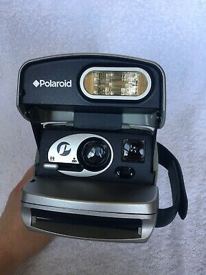 POLAROID P 600 INSTANT FILM CAMERA - No Reserve!