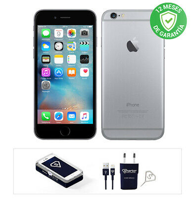 Apple iPhone 6 / 32GB / Gris / Libre / Reacondicionado