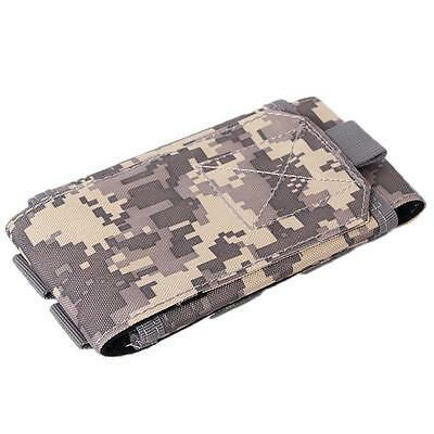 Hotsale Outdoor Military Bag For Cell Phone Belt Loop Hook Cover Pouch WE