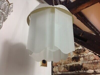 French Glass Light Genuine Collectors Item Very Very Rare  Wow Wow Wow Art Deco