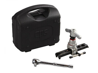 CPS FT800FN Clutch Type Eccentric Flaring Tool Set with Ratchet and Case