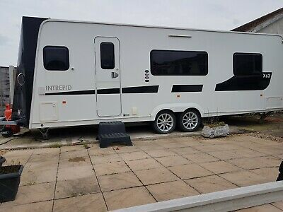RARE 2011 Dunster House Stealth Intrepid X63