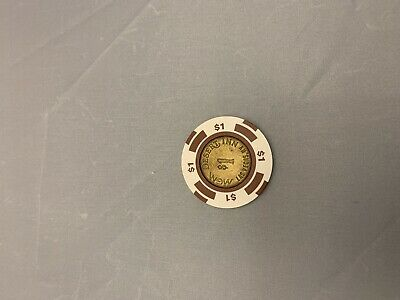 MGM Desert Inn $1 Casino Chip Las Vegas Nevada 3.99 Shipping