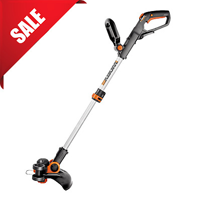 Cordless String Trimmer Weed Eater Grass Edger Garden Yard Cutter 20V 12 Inch