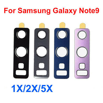 OEM Samsung Galaxy NOTE 9 N960 Back Rear Camera Glass Lens Replacement USA