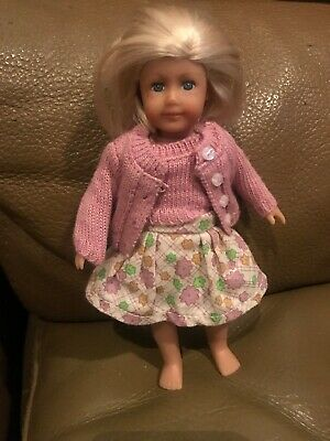 "6"" Mini American Girl Doll Kit"
