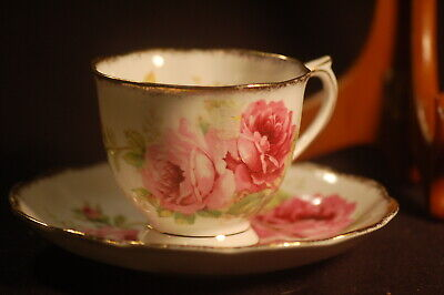 Royal Albert American Beauty Cup and Saucer