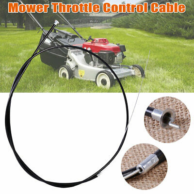 Universal Lawn Mower Throttle Control Cable Parts for Electric Petrol Lawnmowers