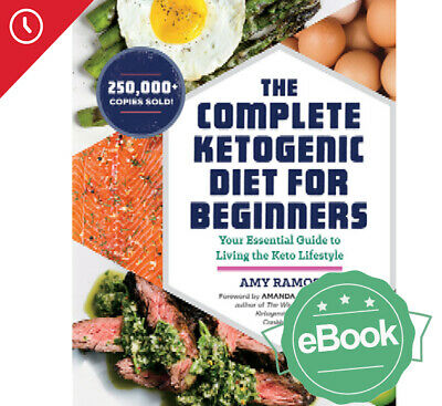 📚The Complete Keto Diet for Beginners by A Ramos (eBooks, 2018)